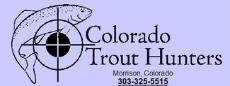Denver fly fishing with Colorado Trout Hunters